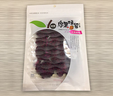 Dried dragon fruit